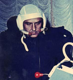 Старт Владимира Комарова  на «Союз-1».